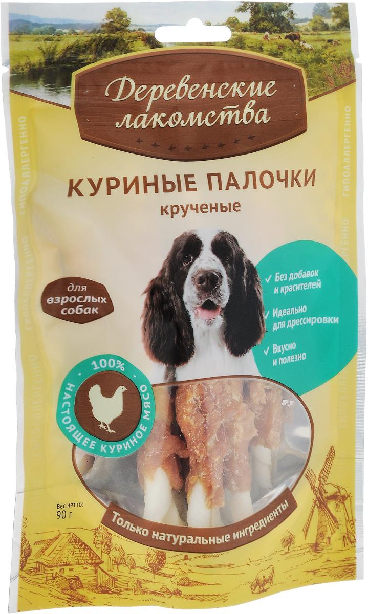 Лакомство для взрослых собак Деревенские лакомства