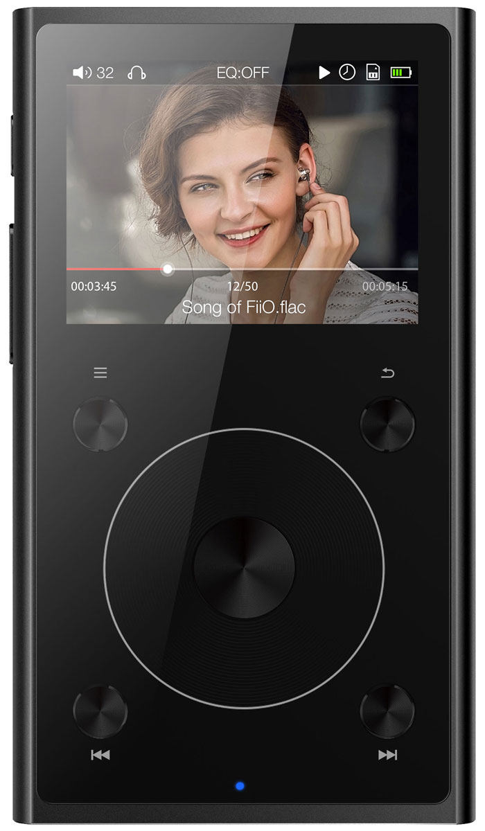 Fiio X1 II, Black Hi-Res плеер