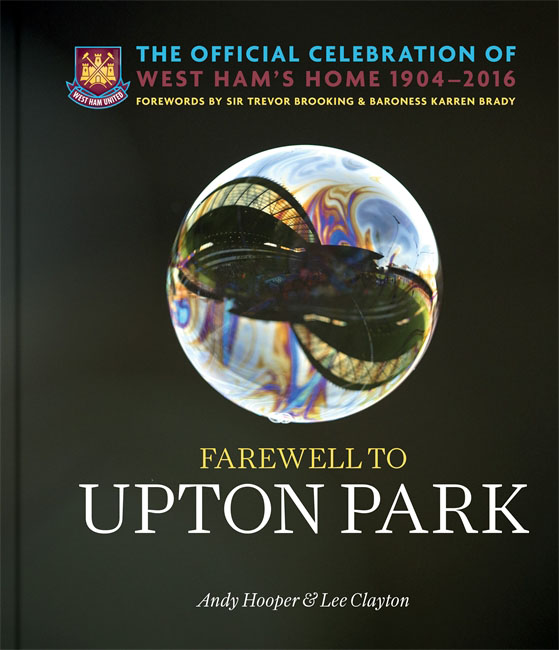 Farewell to Upton Park: The Official Celebration of West Ham's Home 1904-2016 fashion rechargeable usb fans air conditioner conditioning with 2 motors home table air cooler mini outdoor fan with battery