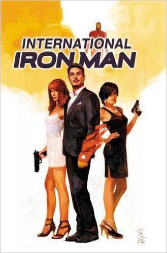 International Iron Man Vol. 1 wood dick original daredevil arch vol 1