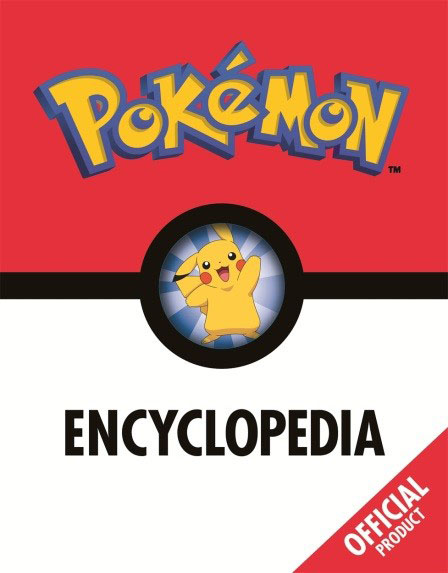 The Pokemon Encyclopedia the american spectrum encyclopedia the new illustrated home reference guide
