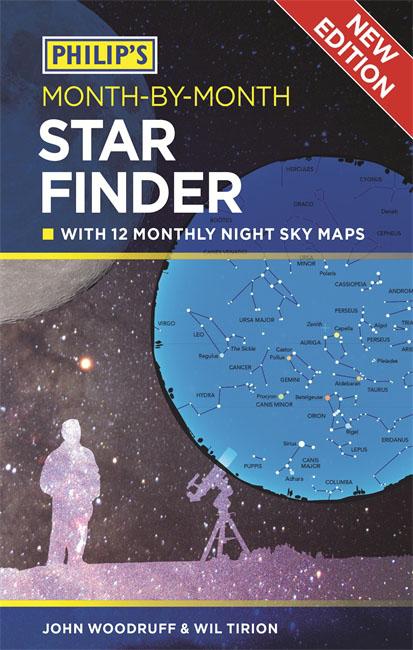 Philip's Month-by-Month Star Finder кеды north star by bata north star by bata no022awqed60