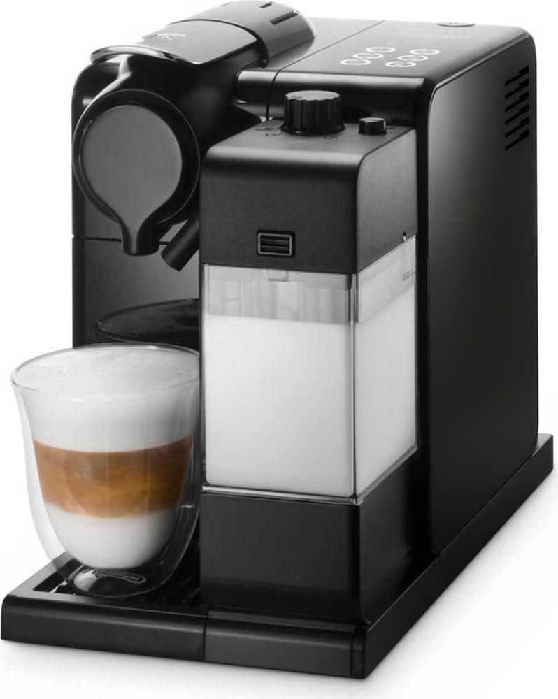 DeLonghi EN550.B Nespresso Lattissima Touch кофеварка, Black кофеварка - Кофеварки и кофемашины
