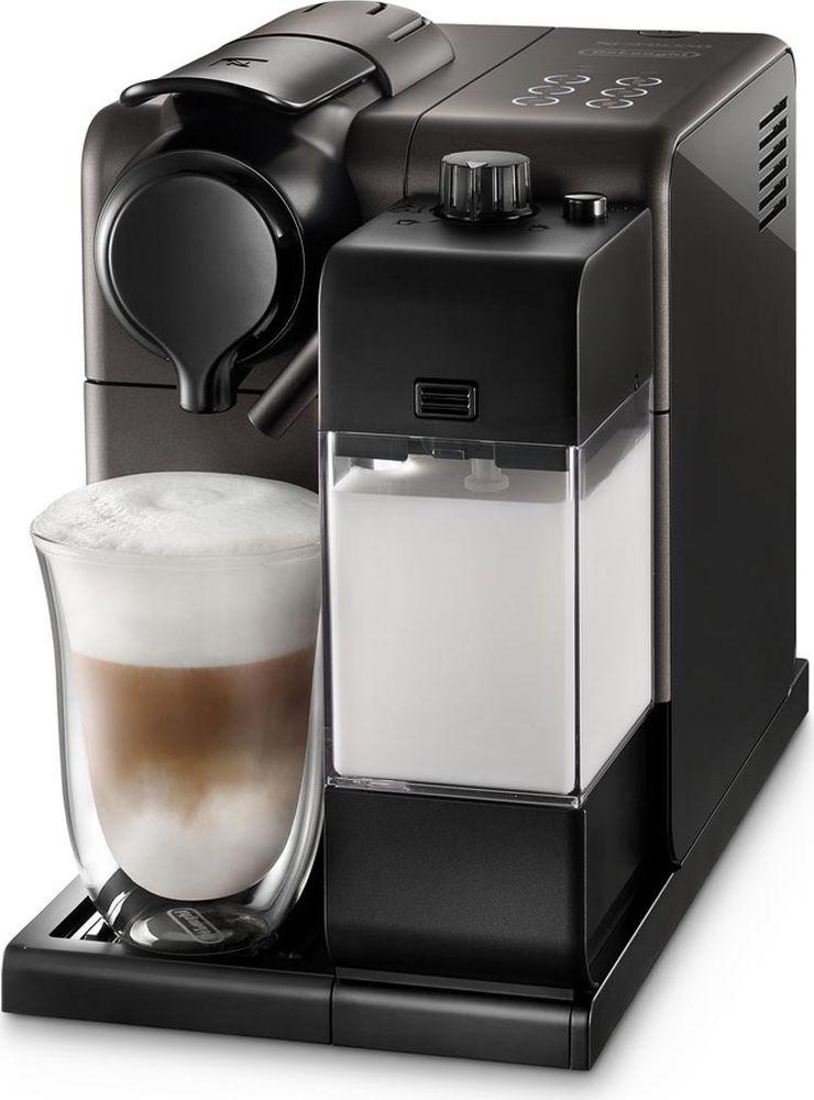 DeLonghi EN550.BM Nespresso Lattissima Touch, Black Metal кофеварка - Кофеварки и кофемашины