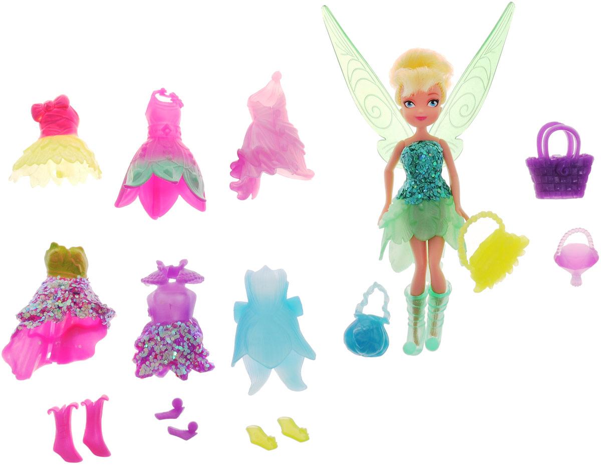 Disney Fairies Игровой набор с мини-куклой Фея Тинк