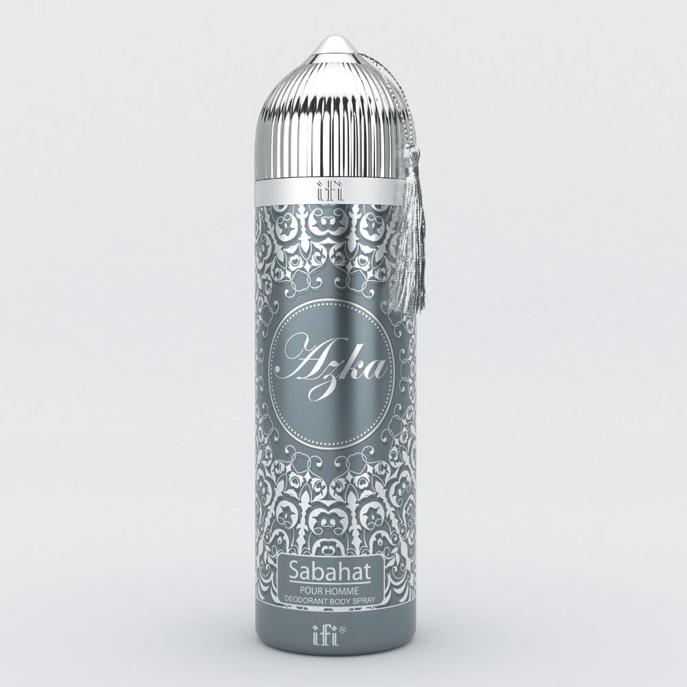 Дезодорант Azka Sabahat мужской 200 мл.