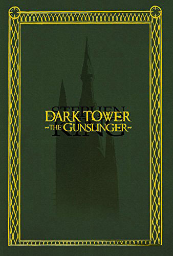 Dark Tower: The Gunslinger Omnibus Slipcase solitude in pursuit of a singular life in a crowded world