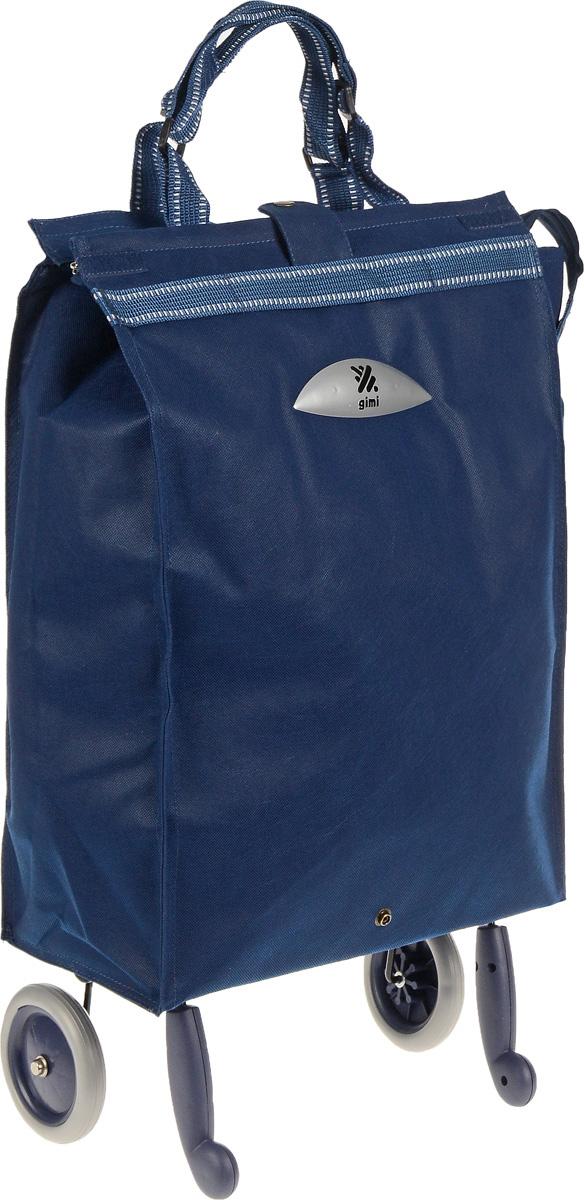 Сумка-тележка Gimi Brava, 38 л сумка тележка gimi easy синяя