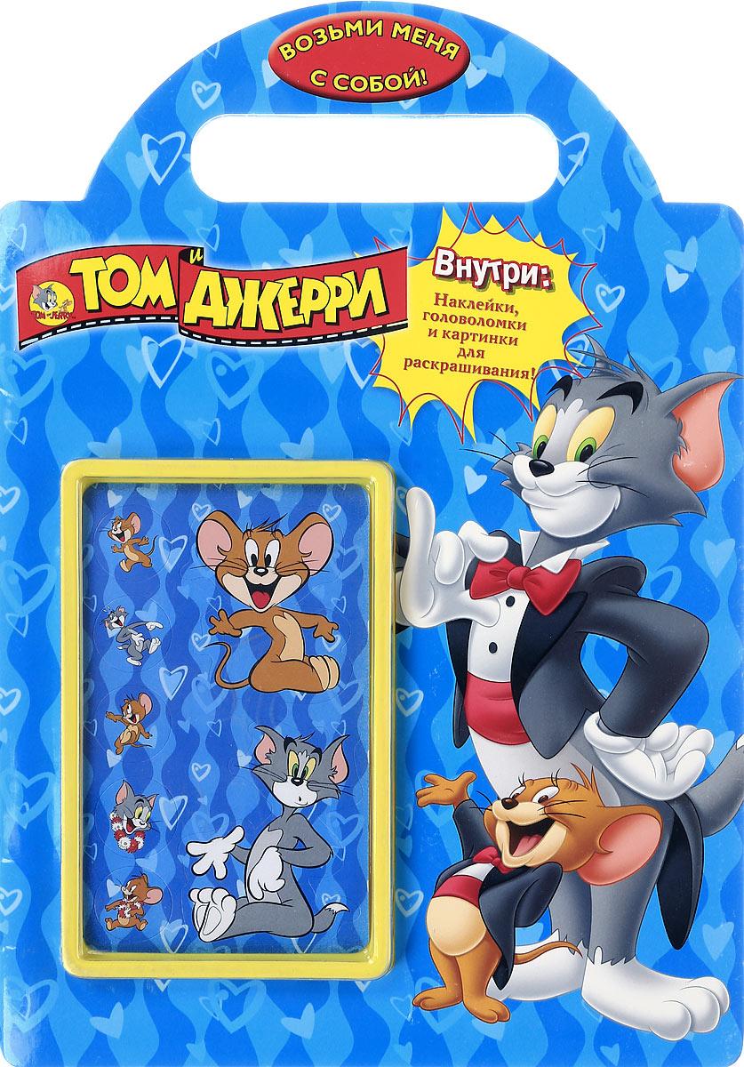 Том и Джерри. Развивающая книжка с наклейками куда продать лайки на turboliker