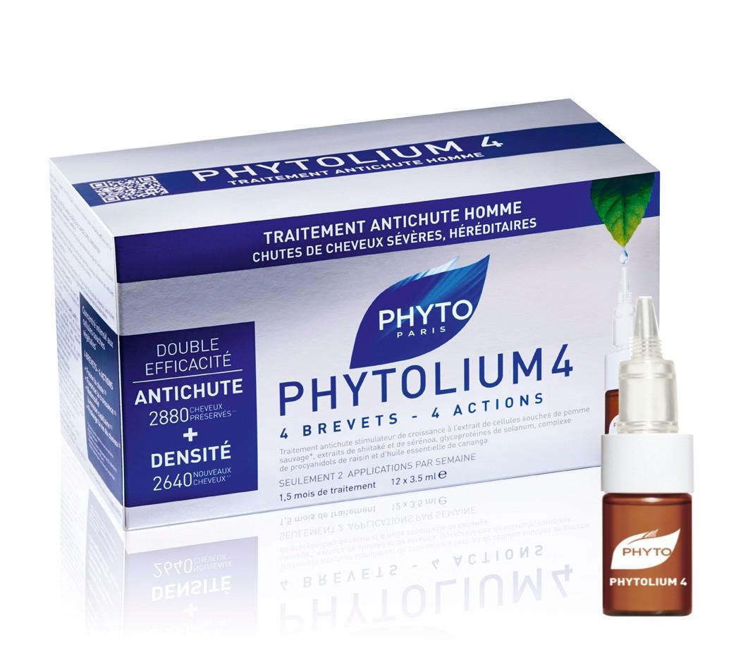 Phytosolba сыворотка 4 Treatments против выпадения волос 12 амп*3,5млP117Фитолиум является средством для коррекции хронического, тяжелого выпадения волос: препятствует выпадению волос, способствует росту волос, восстанавливает объем шевелюры, продлевает жизнь клеткам волосяного фолликула. Концентрат против выпадения волос с инновационным растительным комплексом CapicellPro Растительный комплекс, действие которого направлено на защиту фолликулярных клеток. Содержит экстракты пальмового дерева, эфирные масла шалфея, каяпутового дерева, розмарина, лимона и кипариса, гликопротеины картофеля, процианидолы винограда, эфирное масло кананга и комплекс CapicellPro (инновация PHYTOSOLBA), стимулирующий жизнедеятельность клеток фолликула и предотвращающий процесс старения волос, продлевая их жизнь.