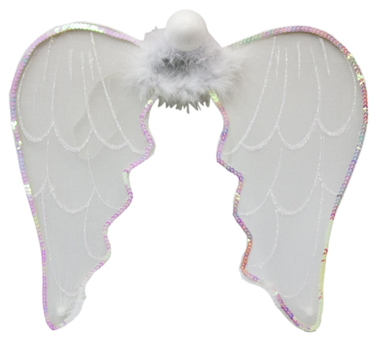 Карнавальный набор Lovemark Ангел, 3 предмета карнавальный набор шампания бабочка ободок с пух палочка