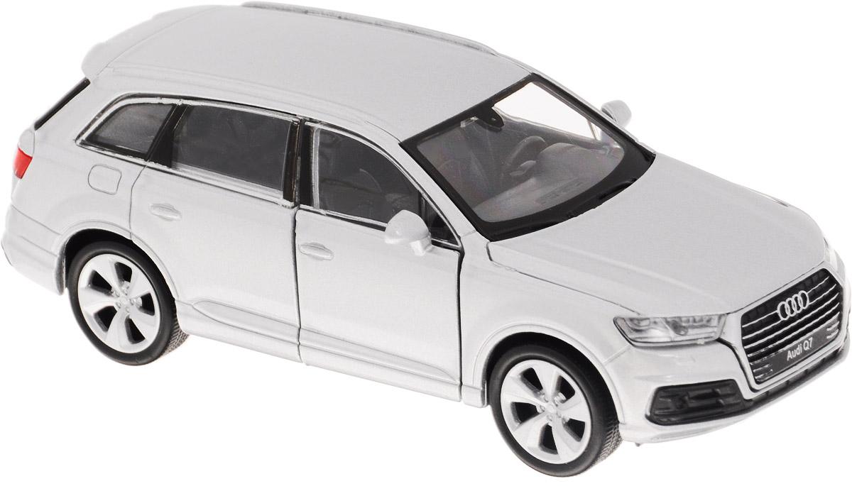все цены на  Welly Модель автомобиля Audi Q7 цвет серебристый  онлайн