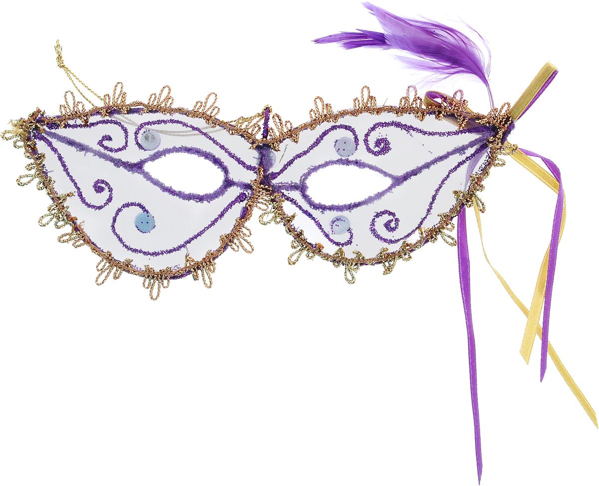 Украшение новогоднее подвесное Winter Wings Маска, длина 16 смN069889Новогоднее подвесное украшение Winter Wings Маска выполнено из пластика в виде маски и украшено стразами и перьями. С помощью специальной петельки украшение можно повесить в любом понравившемся вам месте. Но, конечно, удачнее всего оно будет смотреться на праздничной елке.Елочная игрушка - символ Нового года. Она несет в себе волшебство и красоту праздника. Создайте в своем доме атмосферу веселья и радости, украшая новогоднюю елку нарядными игрушками, которые будут из года в год накапливать теплоту воспоминаний.
