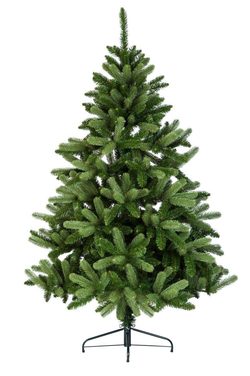 Ель искусственная Beatrees Premier, цвет: зеленый, высота 160 см1030416Искусственная ель Beatrees Premier - это прекрасный вариант для оформления интерьера кНовому году. Остается только собрать и нарядить красавицу. Такие деревья абсолютнобезопасны, удобны в сборке и не занимают много места при хранении.Ель состоит из верхушки, сборного ствола, в комплект входит устойчивая подставка. Ель быстрои легко устанавливается.Для большего объема и пушистости, ветки на верхушке закреплены вхаотичном порядке.Beatrees - это крупнейший бренд, собственное производство в России. Продукция Beatrees неуступает лучшей импортной по качеству и выгодно отличается от нее ценой. Вся продукциясертифицирована и соответствует санитарным нормам и требованиям безопасности.Товарсопровождается инструкцией по сборке.