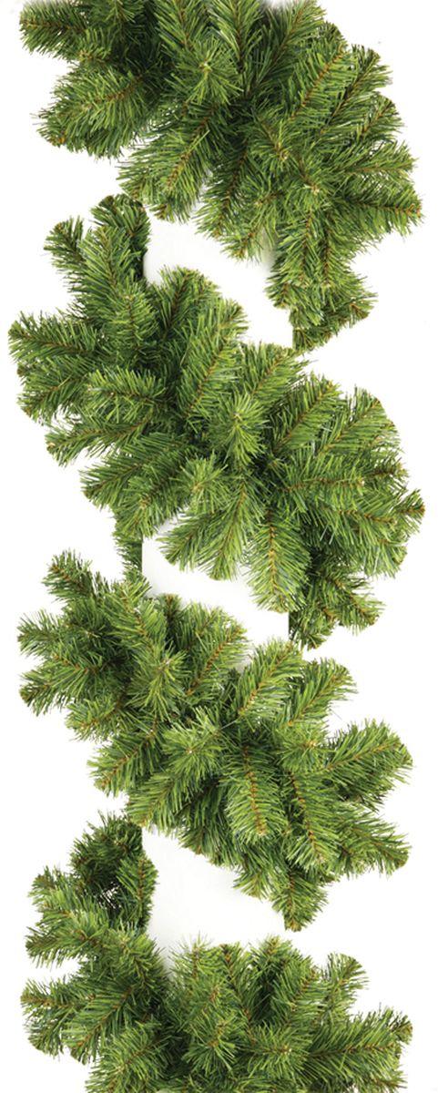 Гирлянда Morozco Рождественская-2, длина 2,7 мГР- 2Новогодняя хвойная гирлянда представляет собой оригинальную композицию из искусственных еловых веток. Гирлянды универсальны - ими удобно украсить дом, офис, торговый зал. Создайте в своем доме атмосферу тепла, веселья и радости.
