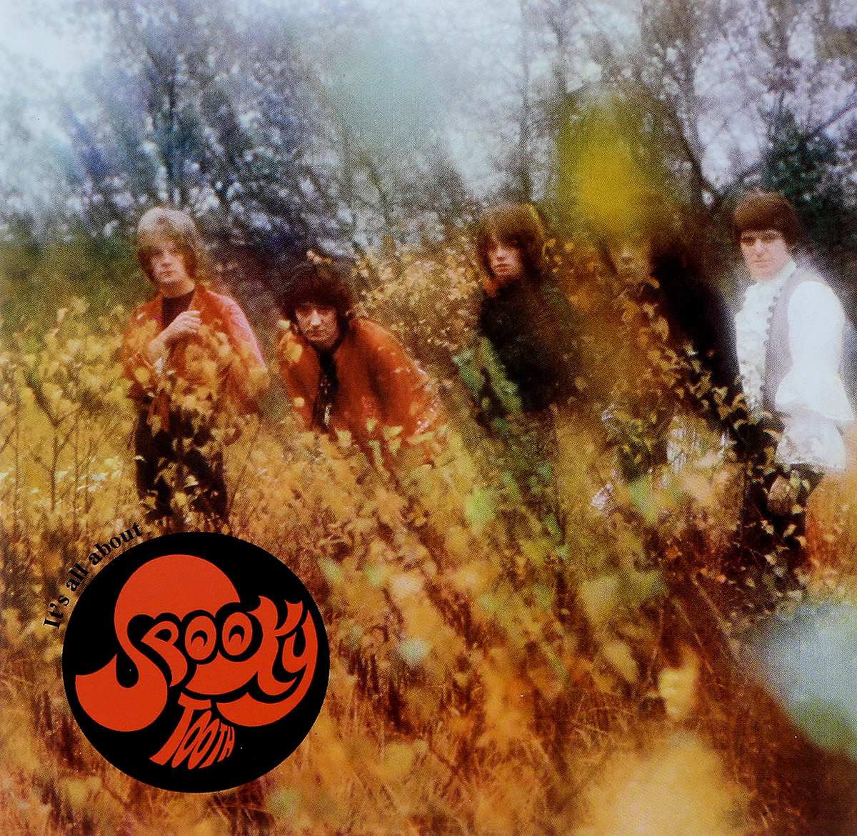 Spooky Tooth Spooky Tooth. It's All About spooky