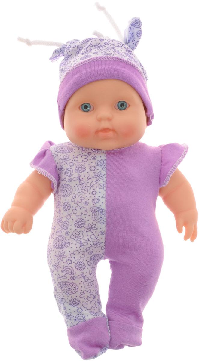 Весна Пупс Карапуз цвет одежды фиолетовый весна пупс карапуз цвет одежды фиолетовый