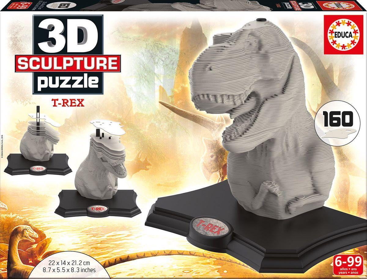 Educa 3D Пазл T-Rex