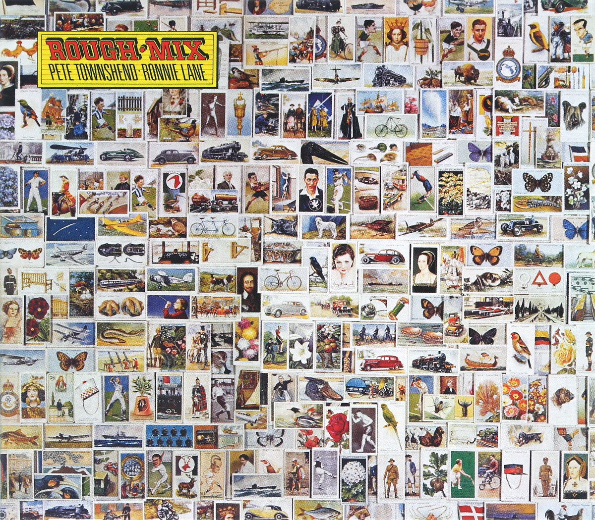 Пит Тауншенд,Ронни Лейн Pete Townshend & Ronnie Lane. Rough Mix ronnie lane ronnie lane one for the road