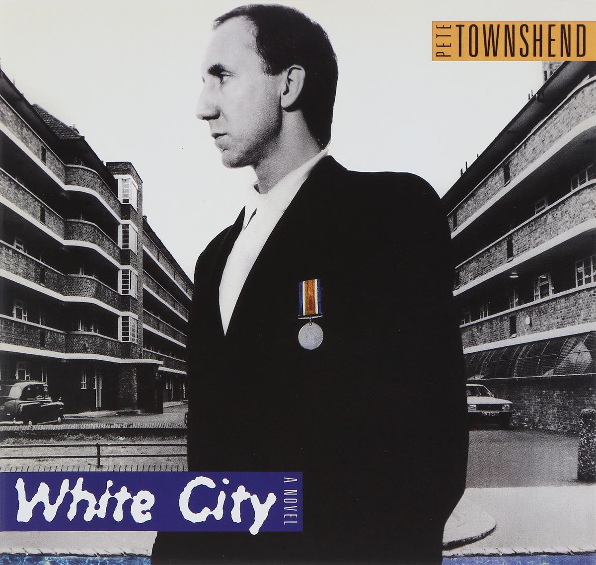 Пит Тауншенд Pete Townshend. White City чехол для iphone 6 глянцевый printio сальвадор дали бабочки