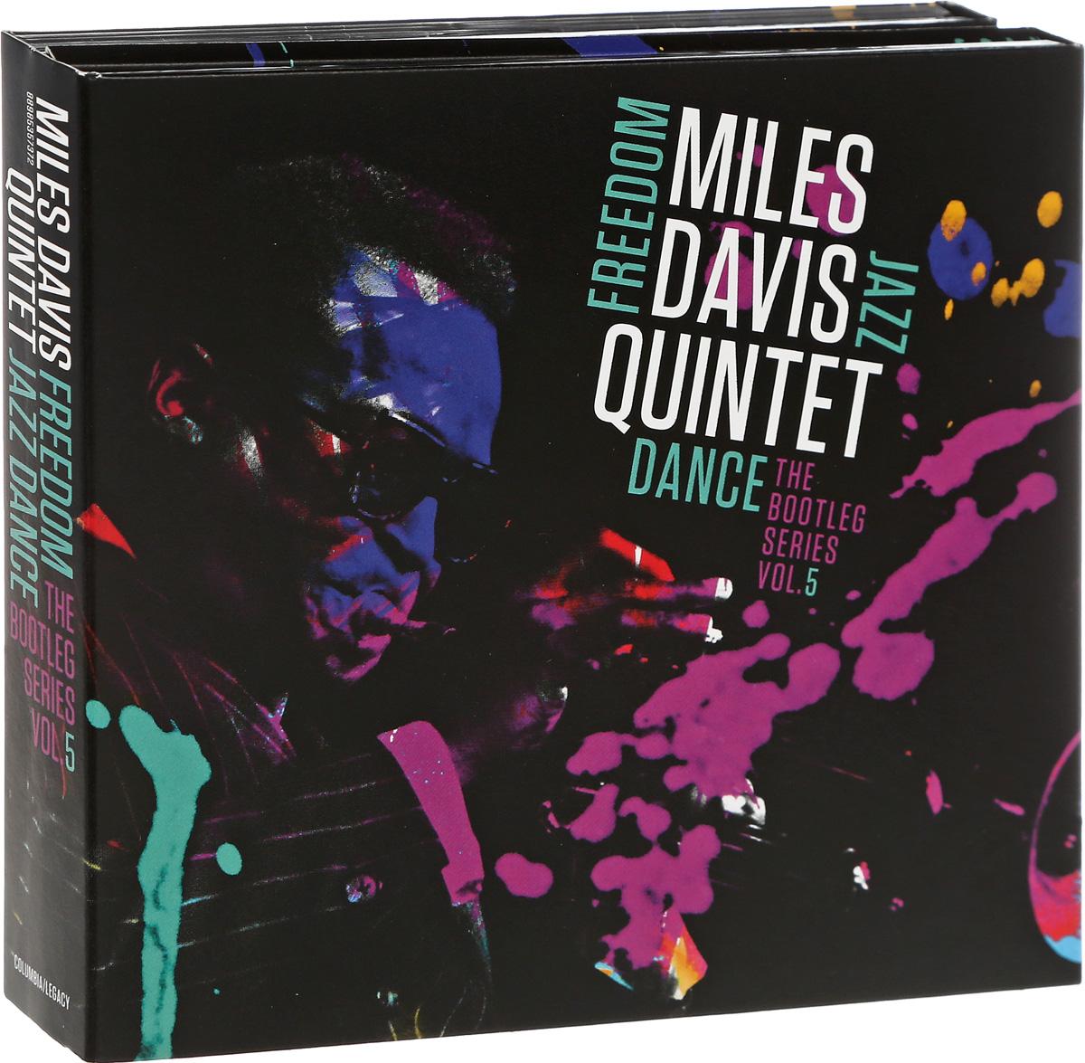 цена на Miles Davis Quintet Miles Davis Quintet. Freedom Jazz Dance (3 CD)
