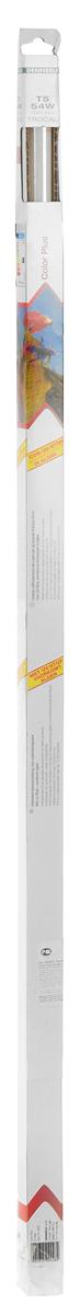Лампа люминесцентная Dennerle Color Plus, Т5, 54 Вт, длина 1,2 м лампа люминесцентная fancier fan640