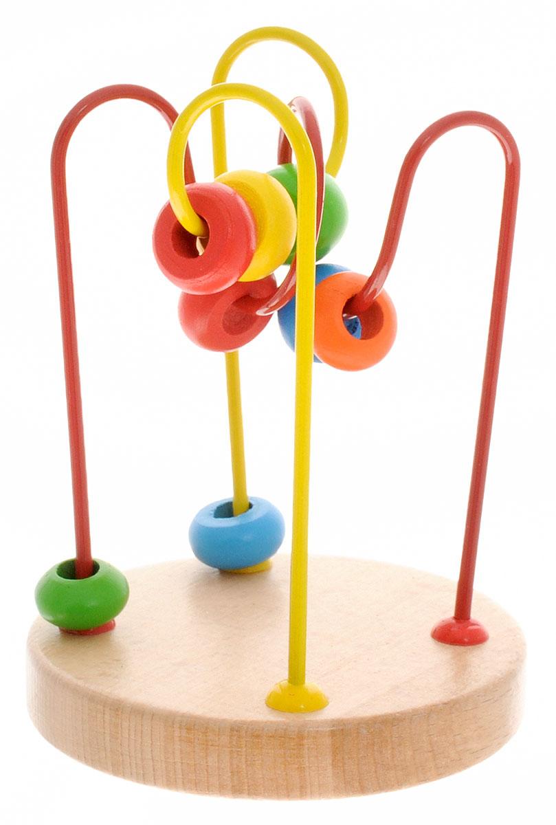 Мир деревянных игрушек Лабиринт № 4