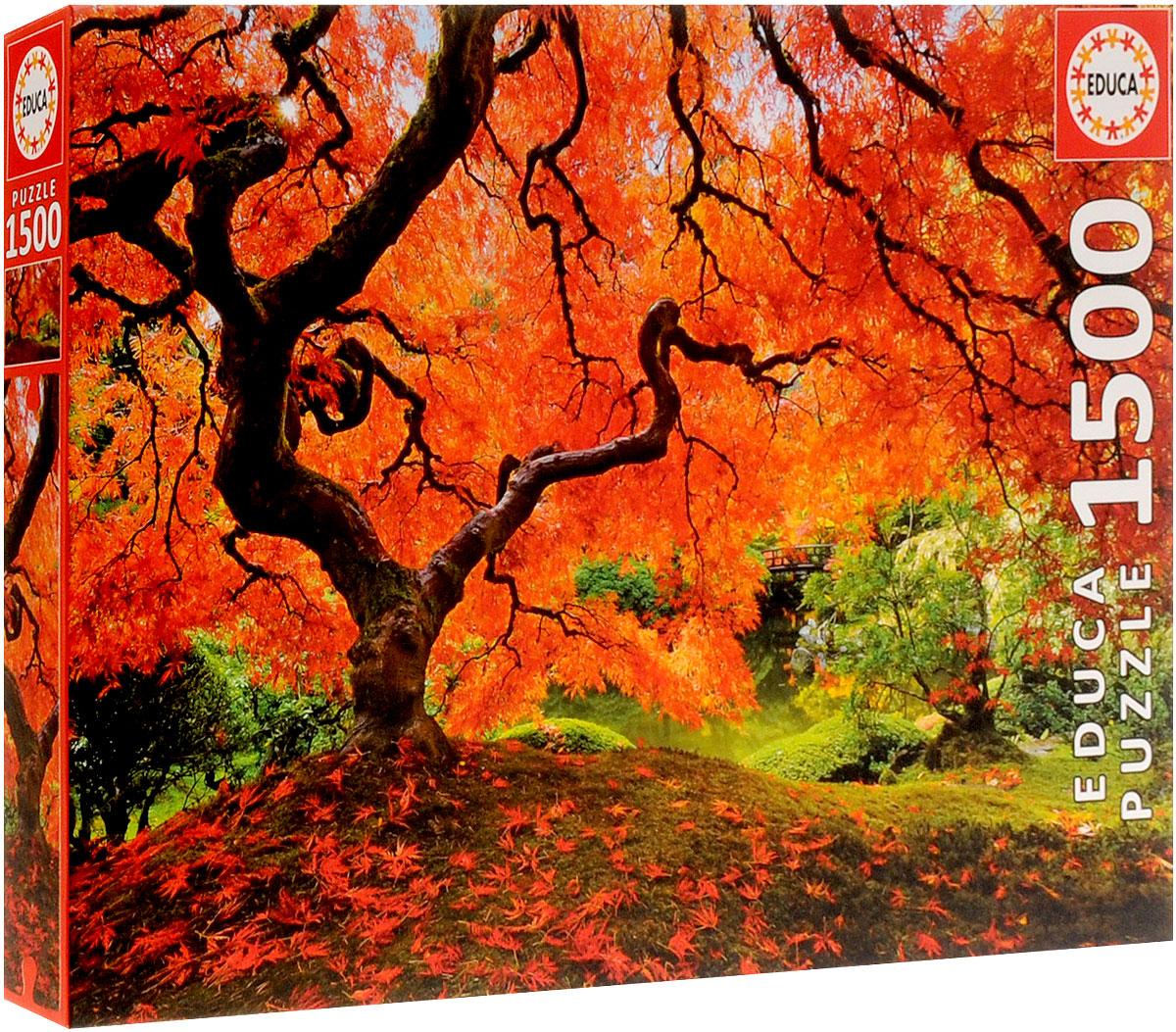 Educa Пазл Осень в японском саду