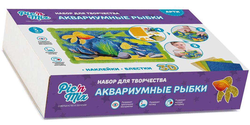 Фото PicnMix Обучающая игра Аквариумные рыбки