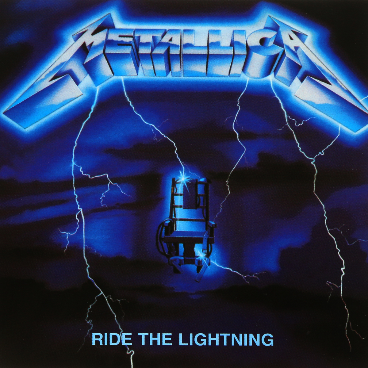 Metallica Metallica. Ride The Lightning