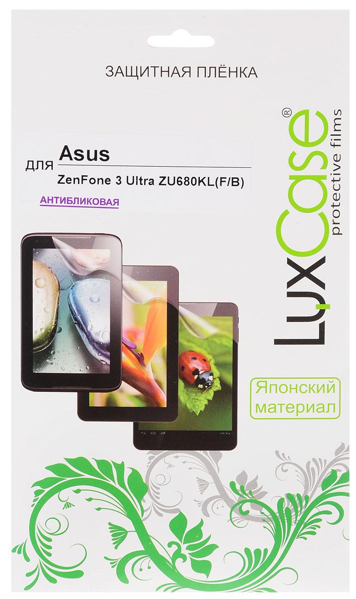 LuxCase защитная пленка для Asus ZenFone 3 Ultra ZU680KL (F&B), антибликовая аксессуар защитная пленка asus zenfone 3 ze552kl luxcase front
