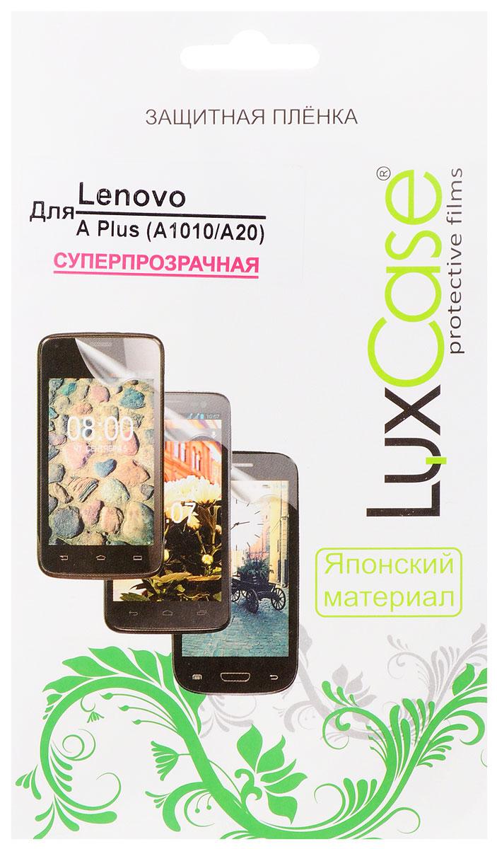 LuxCase защитная пленка для Lenovo A Plus (A1010A20), суперпрозрачная