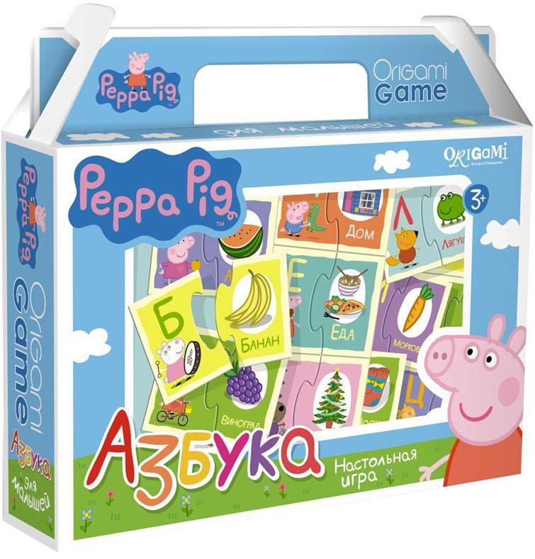 Оригами Обучающая игра Азбука 01573 trefl обучающая игра занимательная азбука 01101