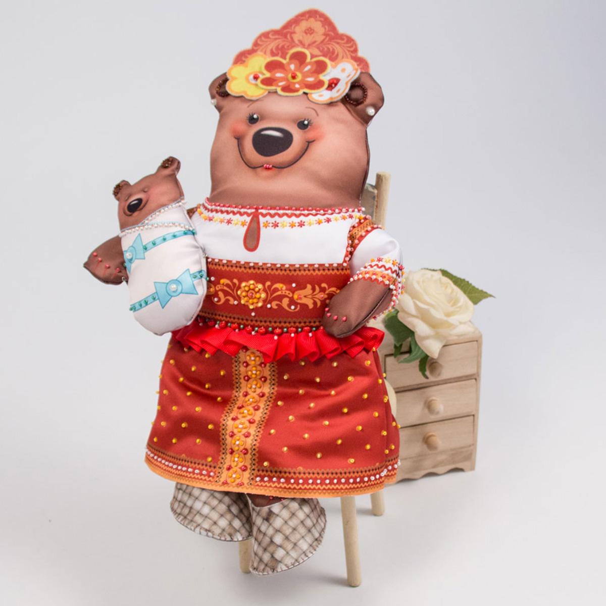 Набор для изготовления игрушки Матренин Посад Марья Топтыгина