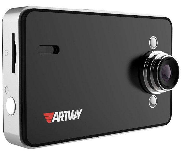 Artway AV-110, Black видеорегистратор4620019033316Если автовладелец принимает решение купить Artway AV-110, значит он ценит баланс функциональности, качества и цены. В этой модели видеорегистратора нет ничего лишнего, но каждая деталь и характеристика делают устройство простым и понятным в использовании. Большой и яркий дисплей диагональю 2,4 с высоким разрешением позволит вам с комфортом просматривать отснятые видеоролике на самом видеорегистраторе, разглядеть все детали или c удобством управлять настройкой видеорегистратора.Модель Artway AV-110 имеет поворотный кронштейн, который позволяет развернуть устройство на 360° и произвести запись диалога с сотрудником ДПС в салоне автомобиля.Видеорегистратор записывает короткие видеоролики, длительностью 1, 2, 3 или 5 минут на карту памяти. В зависимости от объема, карта памяти будет заполнена через 5 -10 часов. Чтобы не стирать старые файлы вручную, процессор видеорегистратора сам будет стирать самые старые по дате и времени файлы, заменяя их новыми. Выбрать длительность видеоролика — 1, 2, 3 или 5 минут — можно самостоятельно, зайдя в настройки меню.Защитите видеозапись с дорожным происшествием от перезаписи или удаления нажатием одной кнопки на корпусе видеорегистратора. Будьте уверены, что нужные файлы будут храниться на карте памяти в специальной папке, защищенной от перезаписи и могут быть использованы в дальнейшем в ходе судебного разбирательства или публикации на YouTube.Наличие функции штампа позволяет установить дату и время в файле видеозаписи, а также добавить государственный номер своего автомобиля. Наличие этой информации будет являться дополнительным доводом для принятия видеозаписи в суде в качестве доказательства своей правоты.