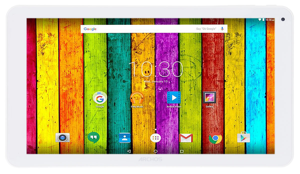 Планшет Archos 101E Neon 16GB, White Grey archos 101d neon 8gb