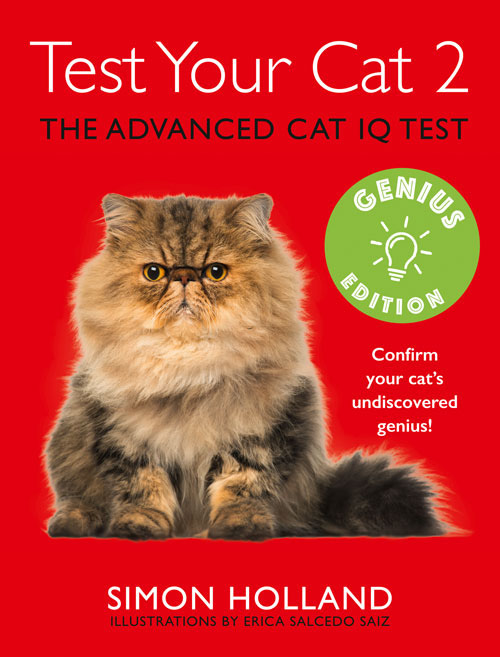 Test Your Cat 2: Genius Edition: Confirm Your Cat's Undiscovered Genius!