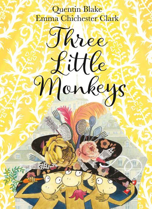 Купить Three Little Monkeys,