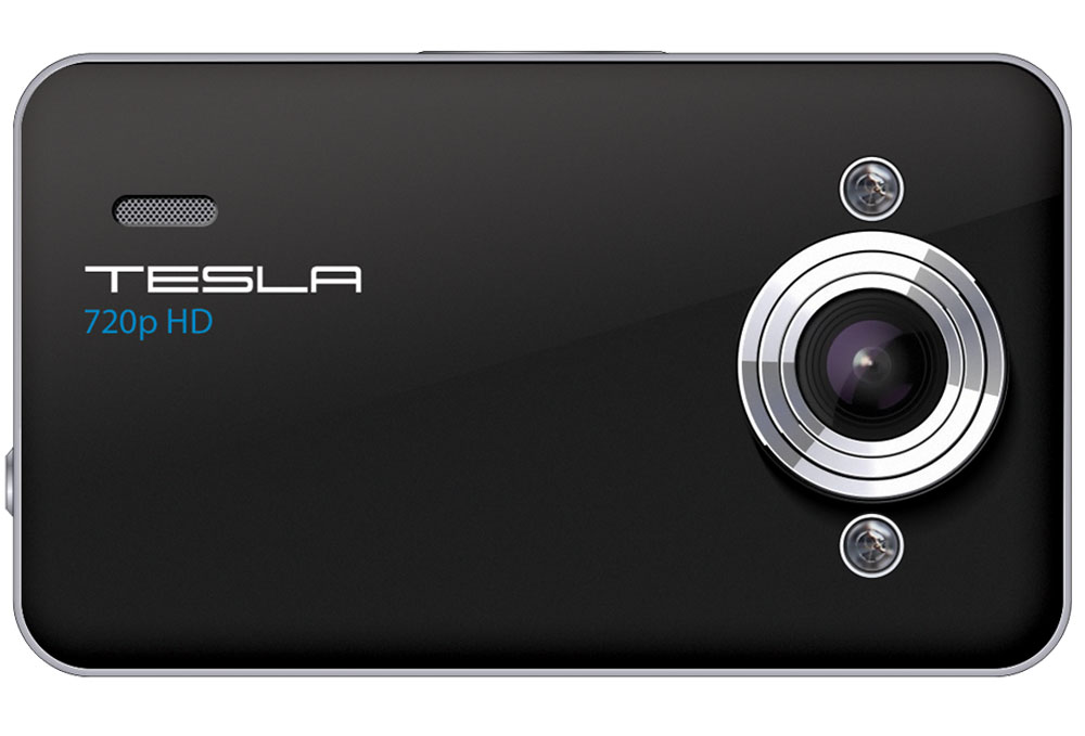 RoverEye Tesla A2 2.7, Black видеорегистратор