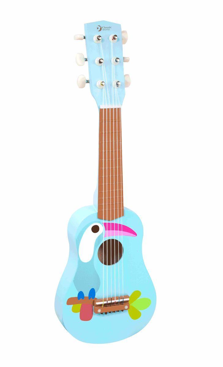Classic World Гитара Тукан - Музыкальные инструменты