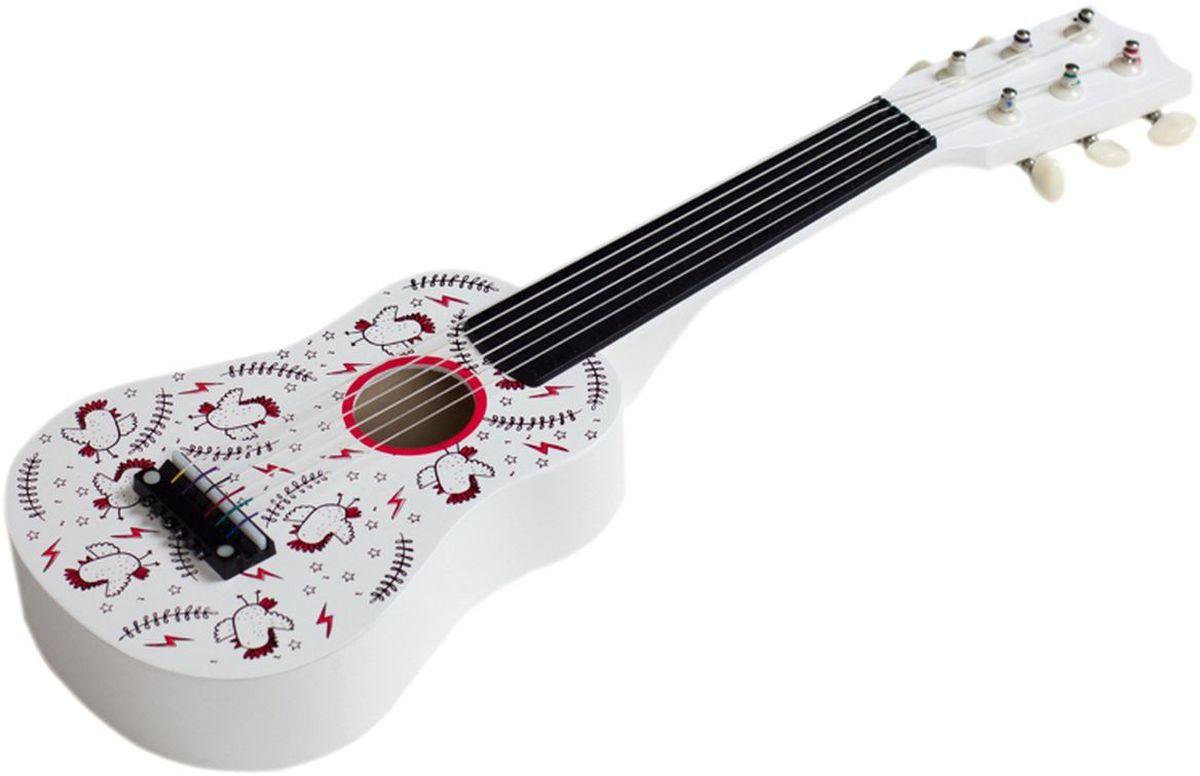 Kids4Kids Музыкальная игрушка Гитара Волшебные ноты - Музыкальные инструменты