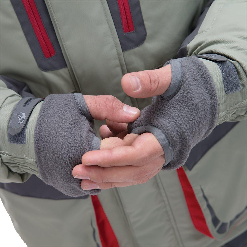 Костюм рыболовный мужской FisherMan Nova Tour Фишермен Норд V2, цвет:  серый, оливковый.  95848-560.  Размер XL (54) NOVA TOUR