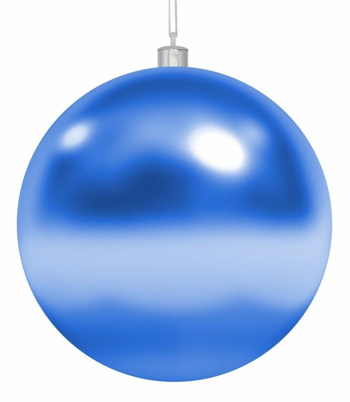 Новогоднее подвесное украшение Neon-Night Шар, цвет: синий, диаметр 20 см502-003Подвесное украшение Шар прекрасно подойдет для праздничного декора новогодней ели.Украшение выполнено из пластика. Елочная игрушка - символ Нового года. Она несет в себе волшебство и красоту праздника.Создайте в своем доме атмосферу веселья и радости, украшая новогоднюю елку наряднымиигрушками, которые будут из года в год накапливать теплоту воспоминаний.Коллекция декоративных украшений из серии Neon-Night принесет в ваш дом ни с чемнесравнимое ощущение волшебства!