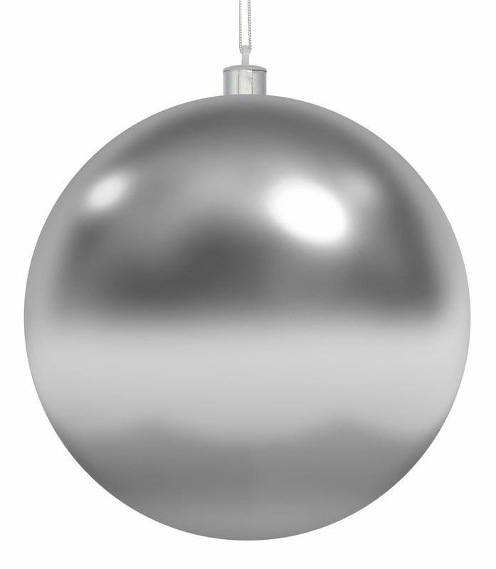 Украшение новогоднее подвесное Neon-Night Шар, цвет: серебряный, 25 см502-015Новогоднее подвесное украшение Neon-Night отлично подойдет для декорации вашего дома и новогодней ели. Новогоднее украшение можно повесить в любом понравившемся вам месте. Но, конечно, удачнее всего оно будет смотреться на праздничной елке.Елочная игрушка - символ Нового года. Она несет в себе волшебство и красоту праздника. Такое украшение создаст в вашем доме атмосферу праздника, веселья и радости.