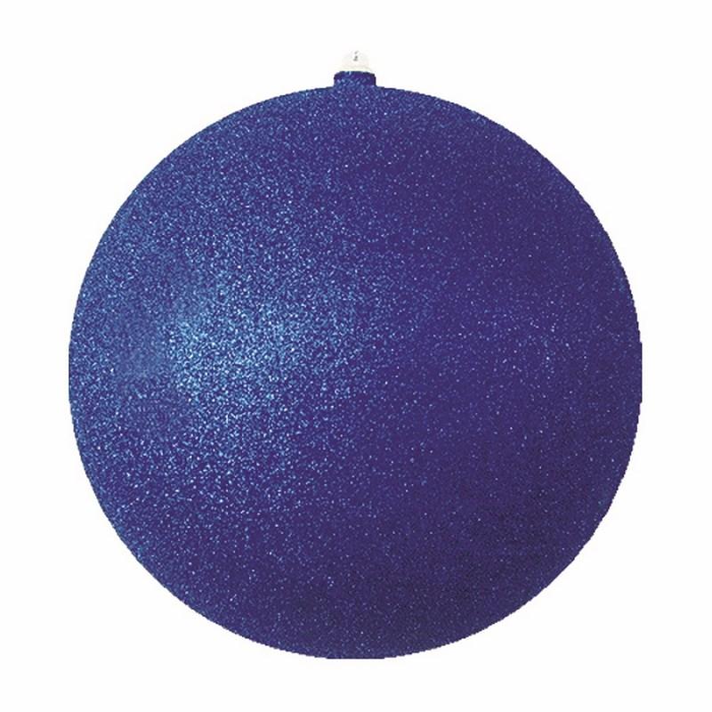 Украшение новогоднее подвесное Neon-Night Шар с блестками, цвет: синий, 25 см502-043Новогоднее подвесное украшение Neon-Night отлично подойдет для декорации вашего дома и новогодней ели. Новогоднее украшение можно повесить в любом понравившемся вам месте. Но, конечно, удачнее всего оно будет смотреться на праздничной елке.Елочная игрушка - символ Нового года. Она несет в себе волшебство и красоту праздника. Такое украшение создаст в вашем доме атмосферу праздника, веселья и радости.