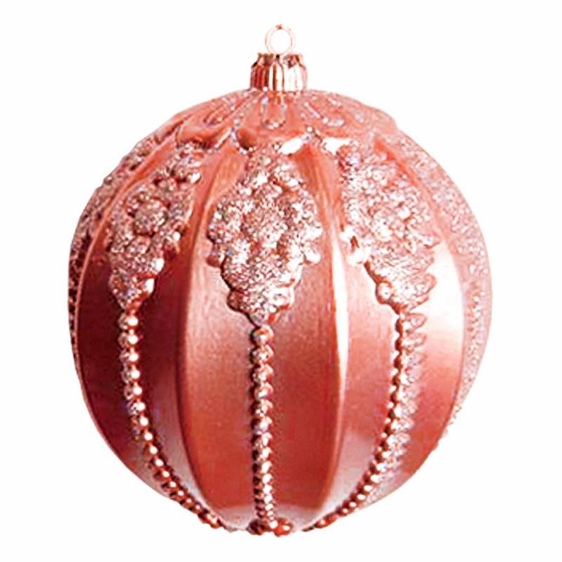 Украшение новогоднее подвесное Neon-Night Шар с орнаментом, цвет: красный, 20 см502-060Новогоднее подвесное украшение Neon-Night отлично подойдет для декорации вашего дома и новогодней ели. Новогоднее украшение можно повесить в любом понравившемся вам месте. Но, конечно, удачнее всего оно будет смотреться на праздничной елке.Елочная игрушка - символ Нового года. Она несет в себе волшебство и красоту праздника. Такое украшение создаст в вашем доме атмосферу праздника, веселья и радости.
