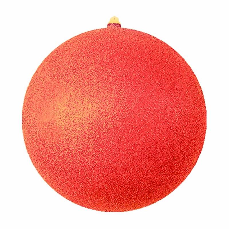 Украшение новогоднее подвесное Neon-Night Шарик, цвет: красный, 20 см502-132Новогоднее подвесное украшение Neon-Night отлично подойдет для декорации вашего дома и новогодней ели. Новогоднее украшение можно повесить в любом понравившемся вам месте. Но, конечно, удачнее всего оно будет смотреться на праздничной елке.Елочная игрушка - символ Нового года. Она несет в себе волшебство и красоту праздника. Такое украшение создаст в вашем доме атмосферу праздника, веселья и радости.