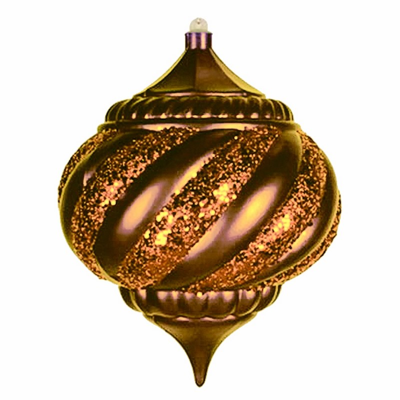 Украшение новогоднее подвесное Neon-Night Лампа, цвет: золотой, 20 см502-191Новогоднее подвесное украшение Neon-Night отлично подойдет для декорации вашего дома и новогодней ели. Новогоднее украшение можно повесить в любом понравившемся вам месте. Но, конечно, удачнее всего оно будет смотреться на праздничной елке.Елочная игрушка - символ Нового года. Она несет в себе волшебство и красоту праздника. Такое украшение создаст в вашем доме атмосферу праздника, веселья и радости.