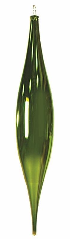Украшение новогоднее подвесное Neon-Night Сосулька, цвет: зеленый, 91 см502-234Новогоднее подвесное украшение Neon-Night отлично подойдет для декорации вашего дома и новогодней ели. Новогоднее украшение можно повесить в любом понравившемся вам месте. Но, конечно, удачнее всего оно будет смотреться на праздничной елке.Елочная игрушка - символ Нового года. Она несет в себе волшебство и красоту праздника. Такое украшение создаст в вашем доме атмосферу праздника, веселья и радости.