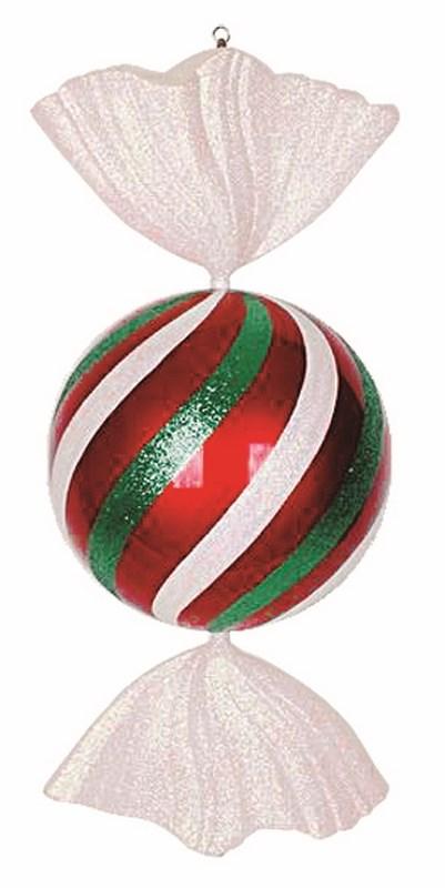 Новогоднее подвесное украшение Neon-Night Конфета502-241Новогоднее подвесное украшение Neon-Night Конфета отлично подойдет для декорации вашего дома иновогодней ели. Новогоднее украшение можно повесить в любом понравившемся вам месте. Но,конечно, удачнее всего оно будет смотреться на праздничной елке.Елочная игрушка -символ Нового года. Она несет в себе волшебство и красоту праздника. Такое украшение создаств вашем доме атмосферу праздника, веселья и радости.